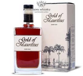 Gold of Mauritius Dark Rum / 40% / 0,7l