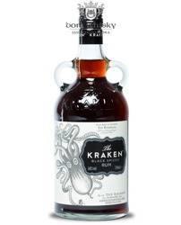 Kraken Spiced Black Rum / 40% / 0,7l