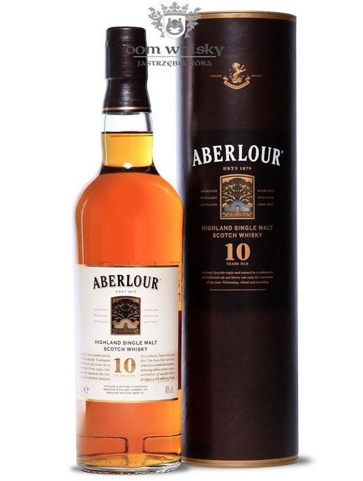 Aberlour 10-letni / 40% / 0,7l