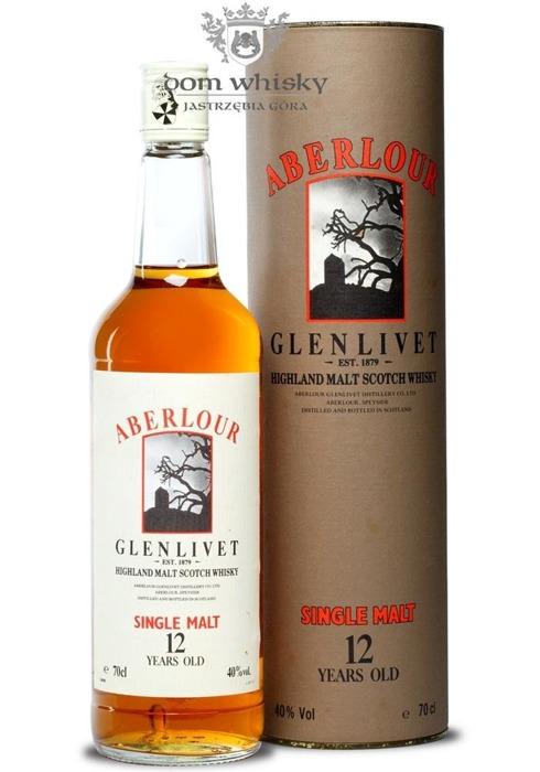 Aberlour Glenlivet 12-letni / 40% / 0,7l