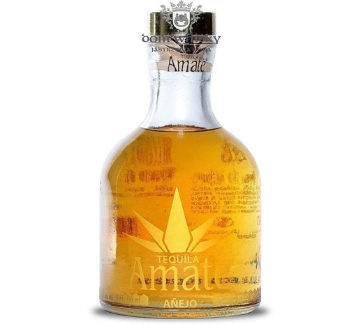 Amate Anejo Tequila / 40% / 0,7l