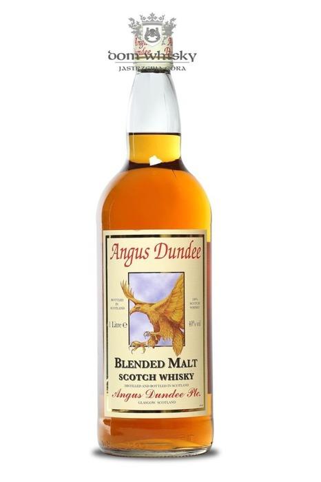 Angus Dundee Blended Malt Whisky / 40% / 1,0l