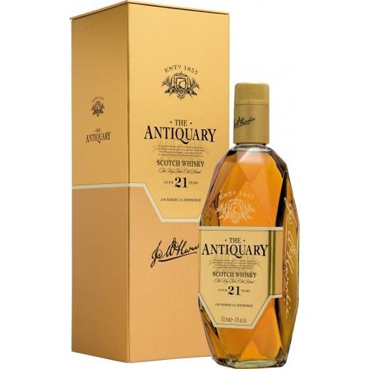 Antiquary 21-letni Gold Old Box / 43% / 0,7l