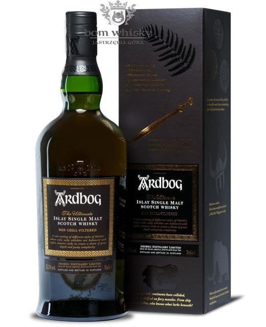 Ardbeg Ardbog (2013 Release) / 52,1% / 0,7l