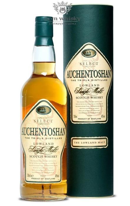 Auchentoshan Select  / 40% / 0,7l