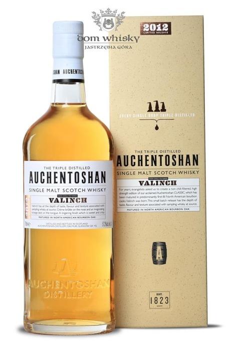 Auchentoshan Valinch 2012 / 57,2% / 0,7l