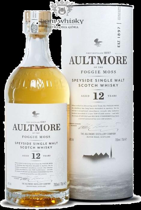 Aultmore 12-letni Foggie Moss / 46% / 0,7l
