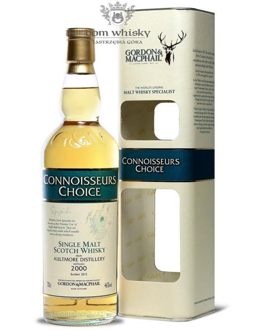 Aultmore 2000 (Bottled 2012) Connoisseurs Choice/ 46%/ 0,7l