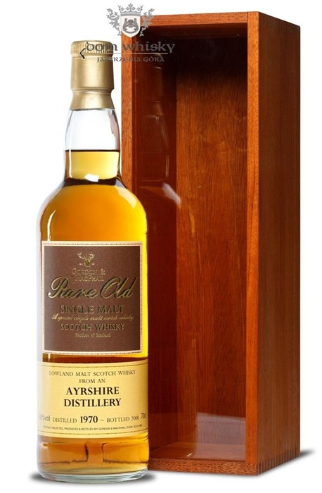 Ayrshire (Ladyburn)1970 Bottled 2000, Gordon & MacPhail /40%/0,7