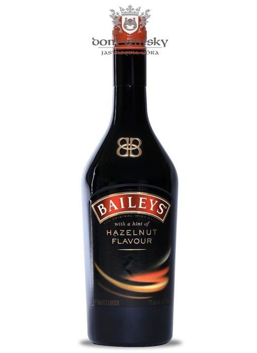 Bailey's Hazelnut / 17% / 0,7l