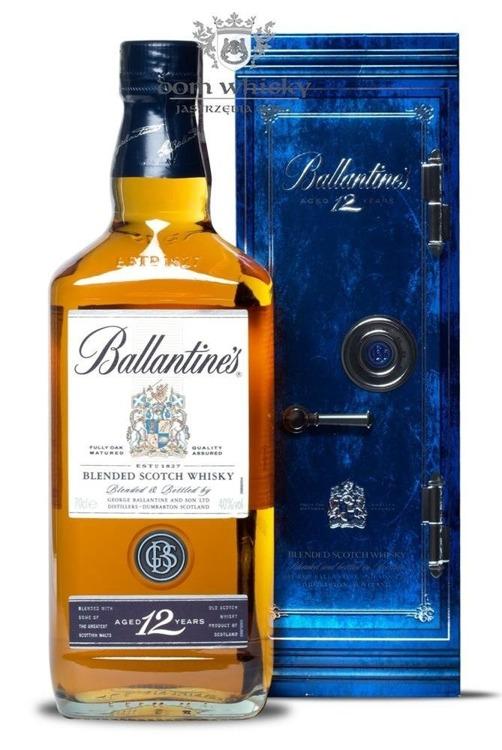Ballantine's 12-letni / bez opakowania / 40% / 0,7l