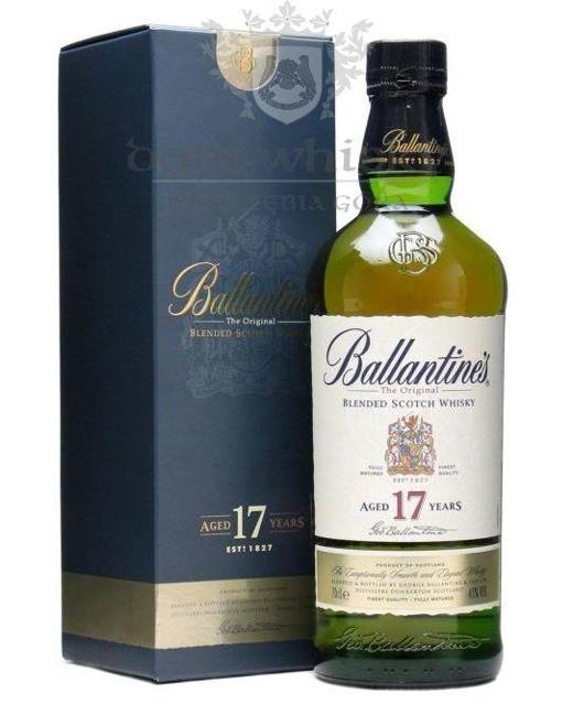 Ballantine's 17 letni / 43% / 0,7l