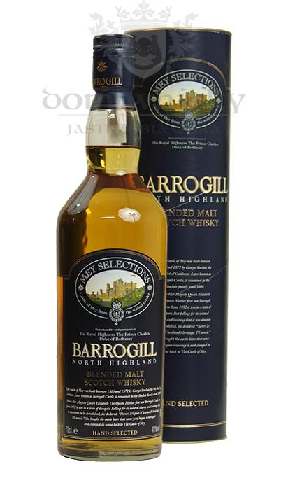 Barrogill Blended Malt / 40% / 0,7l