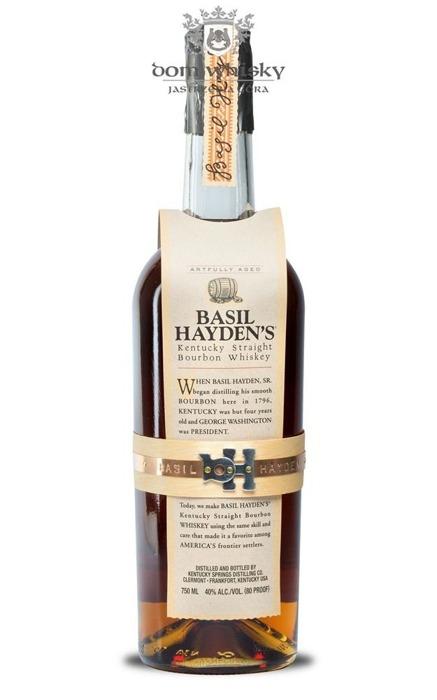 Basil Hayden's Bourbon Whiskey / 40% / 0,75l