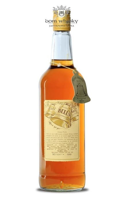 Bell's Blended Whisky Old Bottle / 40% / 0,75l
