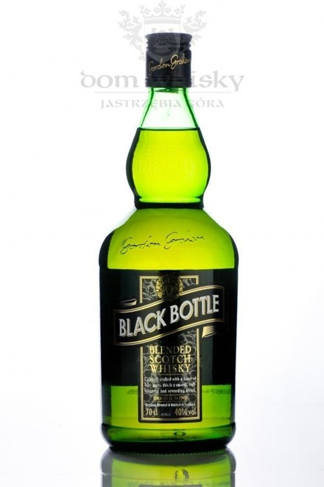 Black Bottle / 40% / 0,7l