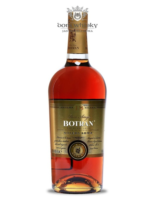 Botran Solera Rum 18 letni (Guatemala) / 40% / 0,7l