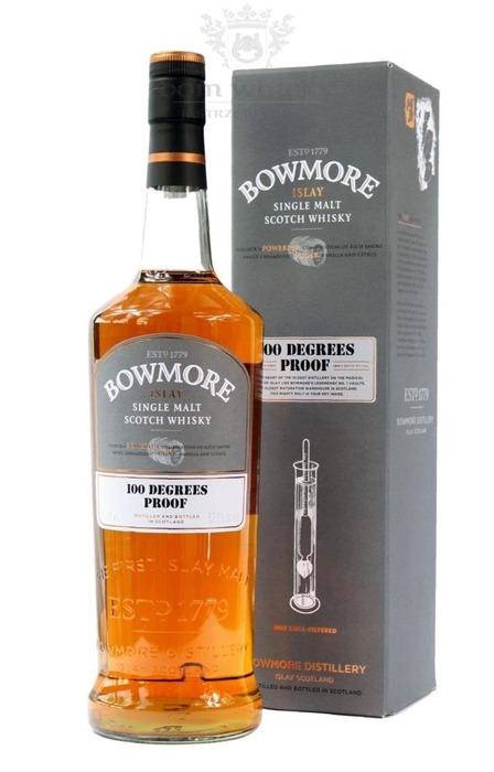 Bowmore 100 Degrees Proof / 57,1% / 1,0l