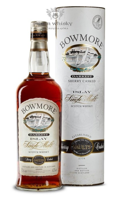 Bowmore Darkest (Sherry Casked) / 43% / 0,7l
