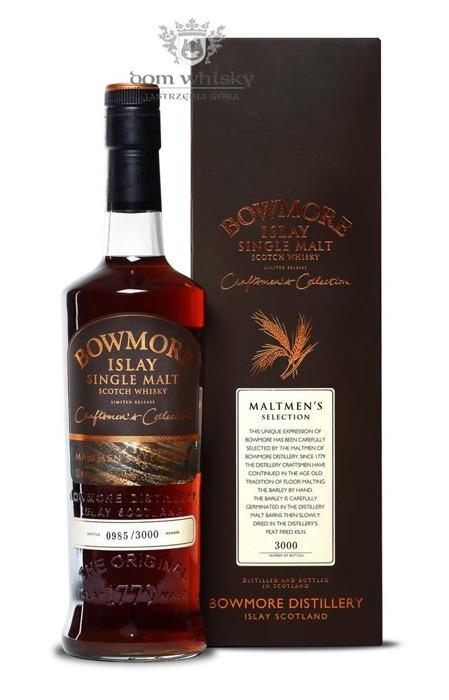 Bowmore Maltmen's Selection / 54,6% / 0,7l