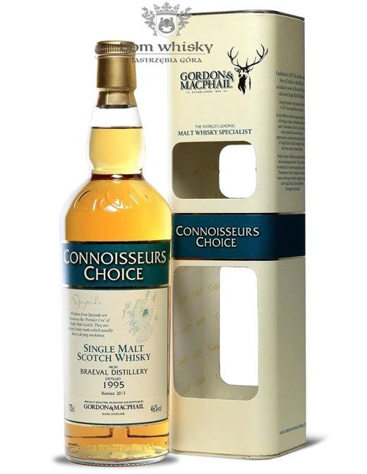 Braeval 1995 (Bottled 2013) Connoisseurs Choice / 46%/ 0,7l