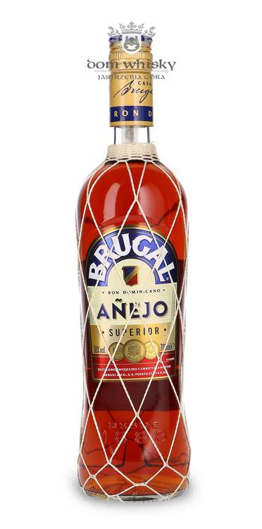 Brugal Anejo Superior Rum (Domonicana) / 38% 0,7l