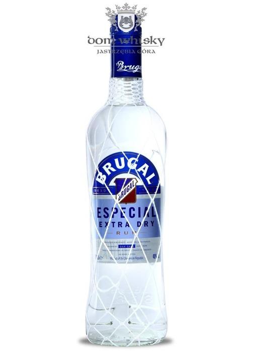 Brugal Blanco Especial Extra Dry Rum (Domonicana) / 40% 0,7l