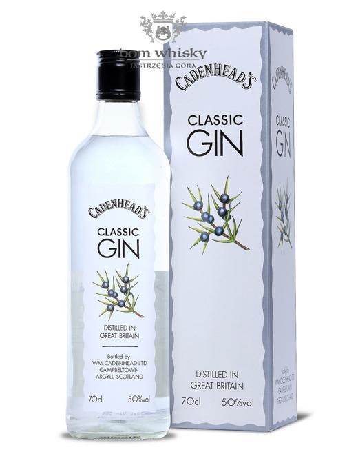 Cadenhead's Old Raj Classic Gin / 50% / 0,7l