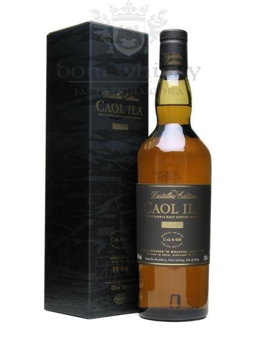 Caol Ila 1996(B.2008)Distillers Edition, Moscatel Finish/43%/0,7