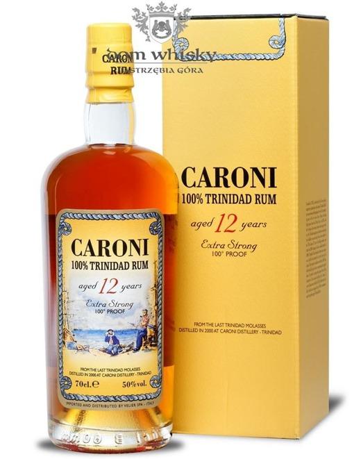 Caroni 12-letni Trinidad Rum / 50% / 0,7l