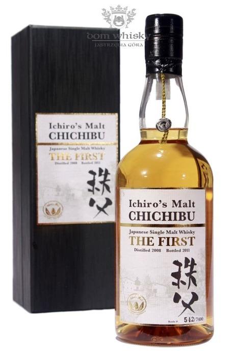 Chichibu Ichiro's Malt The First / 61,8% / 0,7l
