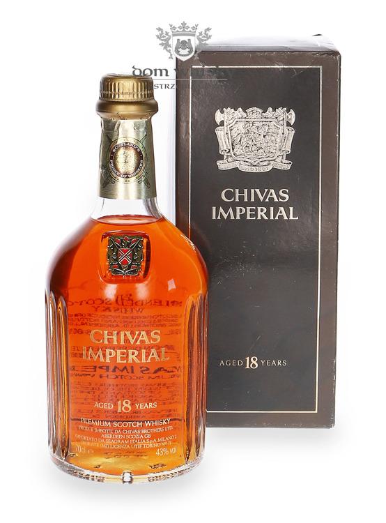 Chivas Imperial 18-letni / 43% / 0,7l