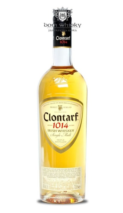Clontarf 1014 Single Malt / 40% / 0,7l