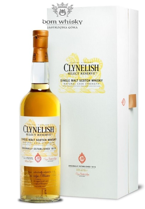 Clynelish Select Reserve 2014 Release / 54,9% / 0,7l