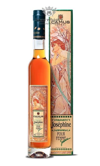 Cognac Camus Josephine Pour Femme / 40% / 0,35l