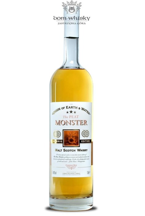 Compass Box The Peat Monster / 48,9% / 1,5l