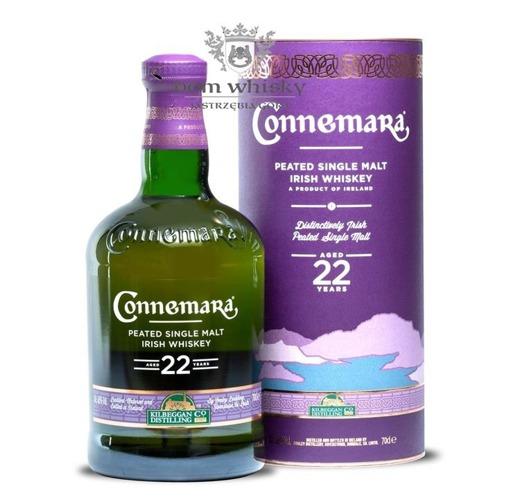 Connemara 22 letni Peated Single Malt / 46% / 0,7l