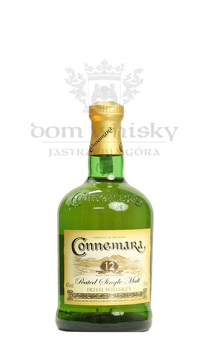 Connemara Peated 12 letni Review / 40% / 0,7l