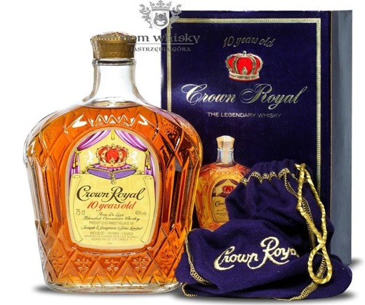 Crown Royal 10-letni 1979  / 40% / 0,75l