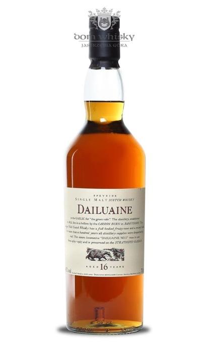 Dailuaine 16-letni, Flora & Fauna / 43% / 0,7l