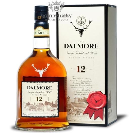 Dalmore 12-letni (Bottled 1990s) / 40% / 0,7l