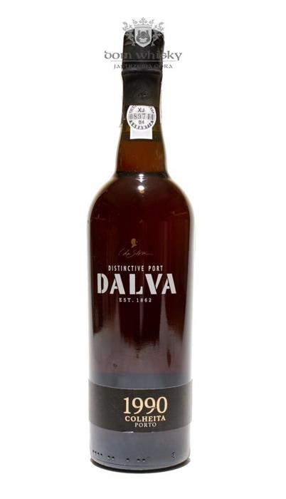 Dalva Colheita Port 1990 / 20% / 0,75l