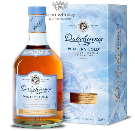 Dalwhinnie Winter's Gold / 43% / 0,7l