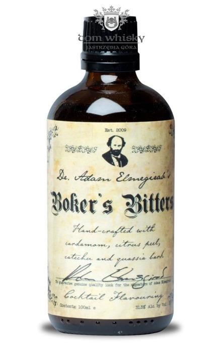 Dr. Adam Elmegirab's Boker's Bitters / 31,5% / 0,1l
