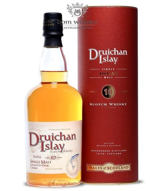 Druichan Islay 10-letni / 40% / 0,7l
