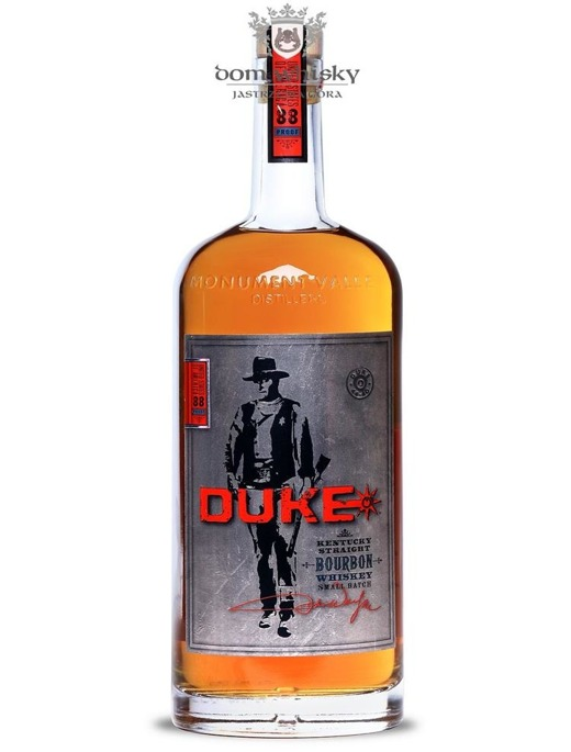 Duke John Weyne Bourbon Whiskey / 44% / 0,75l