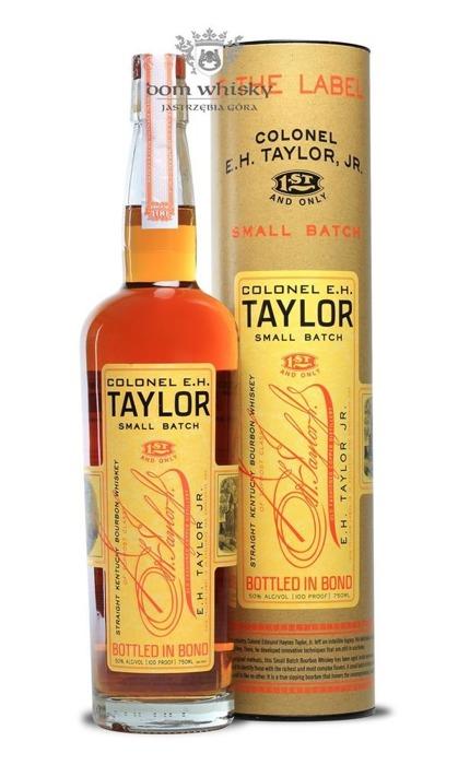 E.H. Taylor Smal Batch / 50% / 0,75l