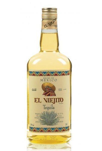 El Viejito Gold / 38% / 0,7l