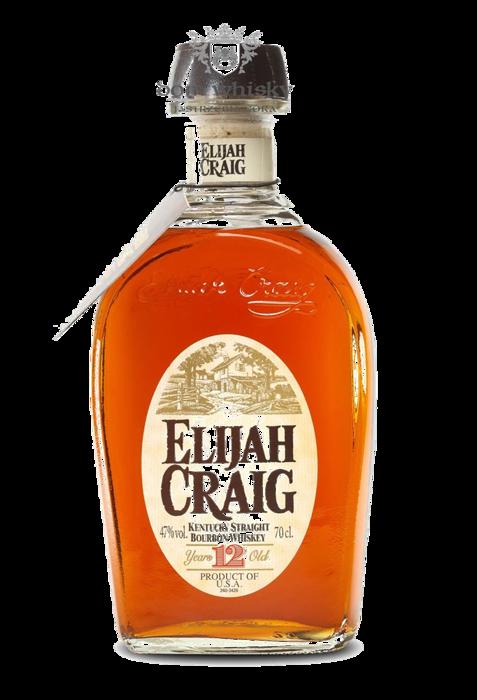 Elijah Craig 12-letni / 47% / 0,7l