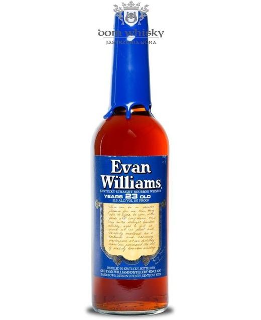 Evan Williams 23-letni / 53.5 % / 0,7l